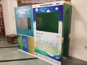 Jasa Pengrajin Akrilik Jalan Abdul Muis Jakarta Pusat