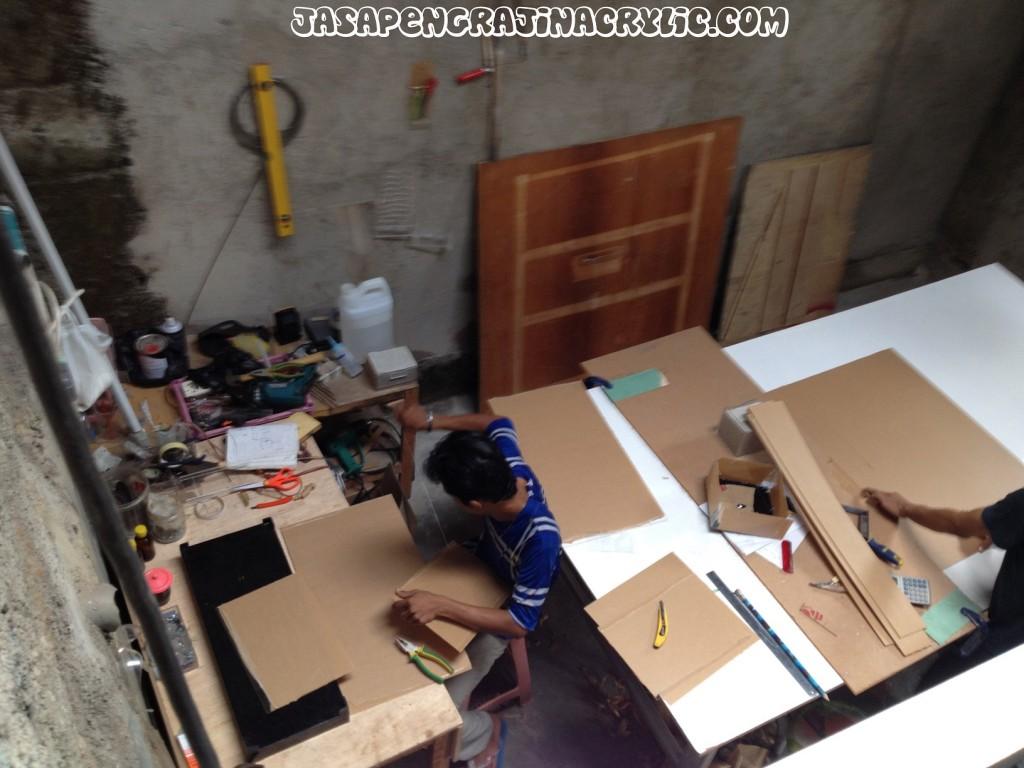 Jasa Pengrajin Akrilik di Gondangdia Jakarta Pusat