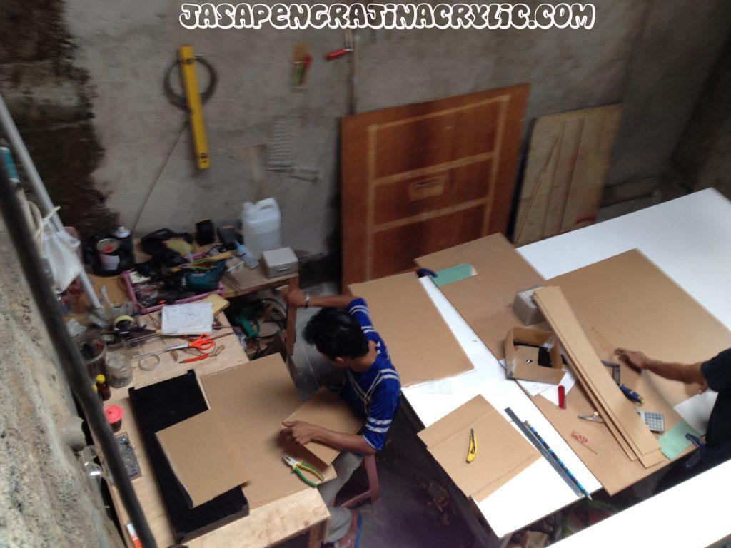Jasa Pengrajin Akrilik di Sukaraja Bogor
