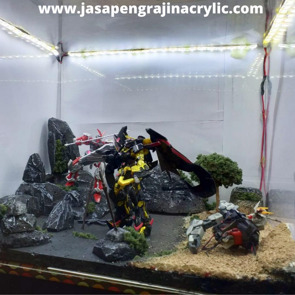 Jasa Pembuatan Acrylic di Barito Jakarta Selatan