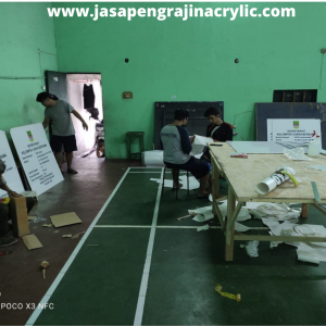 Jasa Pembuatan Akrilik di Jakarta Pusat